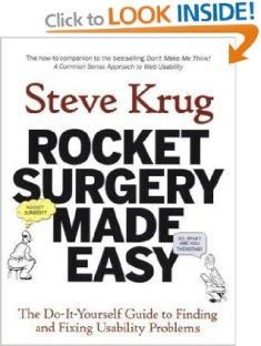 rocket surgery made easy book cover